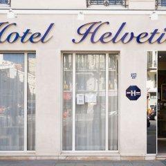 Отель Helvetia вид на фасад фото 2