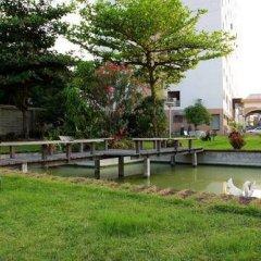 Апартаменты J S Tower Service Apartment Бангкок приотельная территория фото 2
