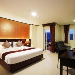 Отель Orchid Resortel комната для гостей фото 15