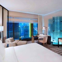 Отель W Guangzhou Гуанчжоу комната для гостей фото 2