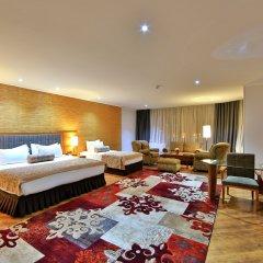 Отель Damas International Кыргызстан, Бишкек - отзывы, цены и фото номеров - забронировать отель Damas International онлайн комната для гостей фото 2