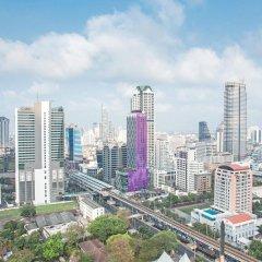 Отель Mode Sathorn Бангкок комната для гостей фото 2
