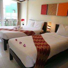 Khon Kaen Orchid Hotel комната для гостей