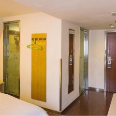 Отель Motel Shanghai West Gaoke Road New International Expo Centre интерьер отеля