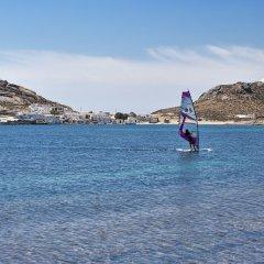 Anemoessa Boutique Hotel Mykonos пляж фото 2