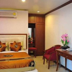 Отель Sky Inn 1 Бангкок комната для гостей фото 4
