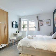 Апартаменты Modern Boho Studio - Central Brighton комната для гостей фото 4
