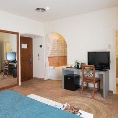 Hotel El Convent de Begur удобства в номере