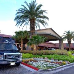 Отель Alexis Park All Suite Resort городской автобус
