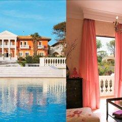 Отель Mandola Rosa, Grecotel Exclusive Resort Греция, Андравида-Киллини - 1 отзыв об отеле, цены и фото номеров - забронировать отель Mandola Rosa, Grecotel Exclusive Resort онлайн балкон