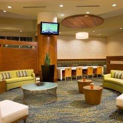 Отель SpringHill Suites Las Vegas Convention Center интерьер отеля фото 2