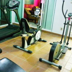 Jomtien Garden Hotel & Resort фитнесс-зал фото 4