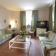 Отель Villa Belvedere Италия, Сан-Джиминьяно - отзывы, цены и фото номеров - забронировать отель Villa Belvedere онлайн комната для гостей фото 3