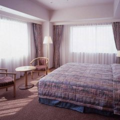 Отель Grand Hotel New Oji Япония, Томакомай - отзывы, цены и фото номеров - забронировать отель Grand Hotel New Oji онлайн комната для гостей фото 2