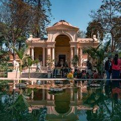 Отель OYO 150 Hotel Himalyan Height Непал, Катманду - отзывы, цены и фото номеров - забронировать отель OYO 150 Hotel Himalyan Height онлайн приотельная территория фото 2