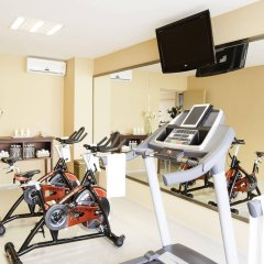 Отель Mision Express Merida Altabrisa фитнесс-зал фото 2