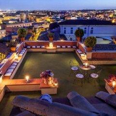 Hotel Colosseum бассейн