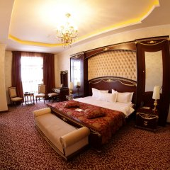 Отель Голден Пэлэс Резорт енд Спа Цахкадзор комната для гостей