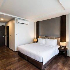 Отель Surestay Plus Hotel By Best Western Sukhumvit 2 Таиланд, Бангкок - 3 отзыва об отеле, цены и фото номеров - забронировать отель Surestay Plus Hotel By Best Western Sukhumvit 2 онлайн комната для гостей фото 5