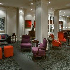 Отель Manoir Victoria Канада, Квебек - отзывы, цены и фото номеров - забронировать отель Manoir Victoria онлайн интерьер отеля фото 2