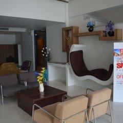 Aya Boutique Hotel Pattaya интерьер отеля