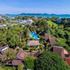 Отель Palm Garden Resort пляж фото 2