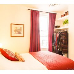 Отель Bright Victorian House in Brighton комната для гостей