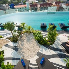 Oakwood Hotel Journeyhub Phuket Патонг пляж фото 2