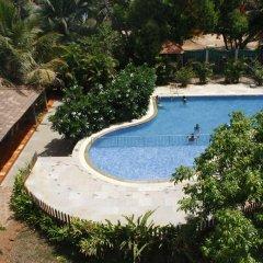 Отель Beleza By The Beach Индия, Гоа - 1 отзыв об отеле, цены и фото номеров - забронировать отель Beleza By The Beach онлайн бассейн фото 3