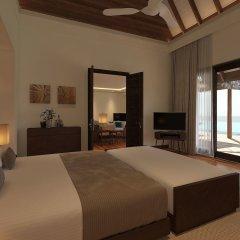 Отель Heritance Aarah Ocean Suites (Premium All Inclusive) Мальдивы, Медупару - отзывы, цены и фото номеров - забронировать отель Heritance Aarah Ocean Suites (Premium All Inclusive) онлайн комната для гостей фото 3