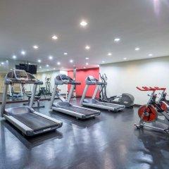 Отель NH Cali Royal Колумбия, Кали - отзывы, цены и фото номеров - забронировать отель NH Cali Royal онлайн фитнесс-зал