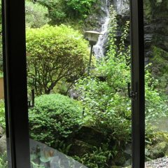 Tokushima Grand Hotel Kairakuen Минамиавадзи приотельная территория фото 2