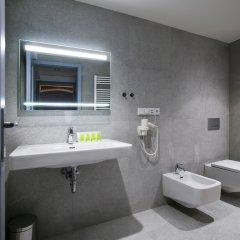 Отель At The Blue Duckling Чехия, Прага - отзывы, цены и фото номеров - забронировать отель At The Blue Duckling онлайн ванная