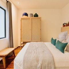 Отель Casa Dovela Мексика, Мехико - отзывы, цены и фото номеров - забронировать отель Casa Dovela онлайн комната для гостей фото 2