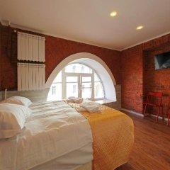 Мини-Отель Аморе Стандартный номер с двуспальной кроватью фото 18