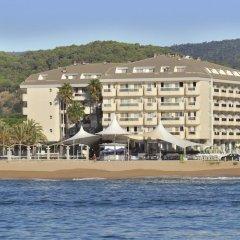 Caprici Hotel пляж фото 2