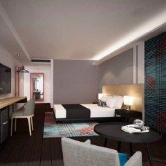 Отель Travelodge Sukhumvit 11 комната для гостей фото 9