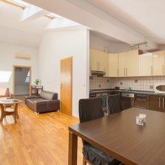 Апартаменты Premier Apartment Vysehrad в номере