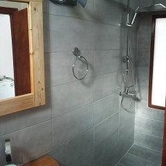 Отель Marina's Studios Греция, Остров Санторини - отзывы, цены и фото номеров - забронировать отель Marina's Studios онлайн ванная