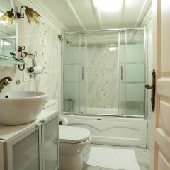 Отель Mataraci Konak Стамбул ванная
