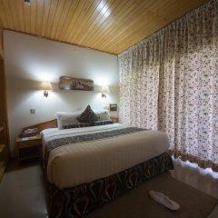 Volta Hotel Akosombo сейф в номере