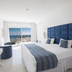 Отель Odessa Beach Протарас комната для гостей фото 3
