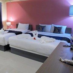 Отель Suvarnabhumi Oriental Resort Бангкок комната для гостей