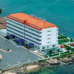 Talaso Hotel Louxo La Toja пляж фото 2