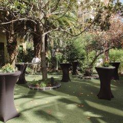 Отель Courtyard by Marriott Madrid Princesa фитнесс-зал фото 3