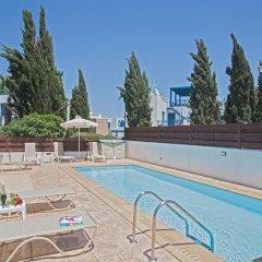 Отель Zouvanis Luxury Villas Кипр, Протарас - отзывы, цены и фото номеров - забронировать отель Zouvanis Luxury Villas онлайн бассейн