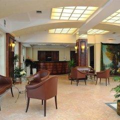 De France Hotel Римини интерьер отеля