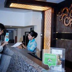 Отель Grand Barong Resort интерьер отеля