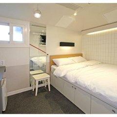 Отель CASA Myeongdong Guesthouse Южная Корея, Сеул - отзывы, цены и фото номеров - забронировать отель CASA Myeongdong Guesthouse онлайн комната для гостей фото 5