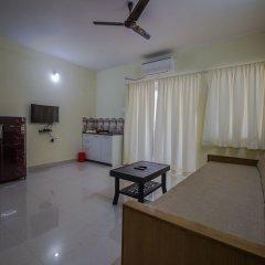 Отель OYO 13767 Home Exotic Pool View 3BHK Anjuna Гоа удобства в номере